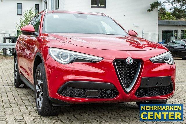 Alfa Romeo Stelvio - SUPER 2.2JTDM *Q4* AUTOMATIK *+NAVI+ACC*