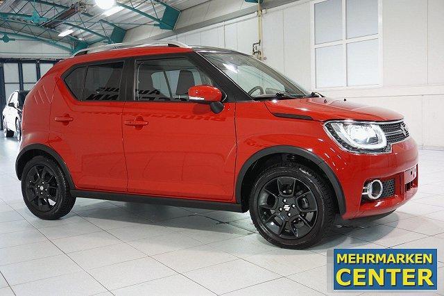 Suzuki Ignis - DUALJET 1,2 COMFORT+ NAVI LED KLIMAAUT KAMERA SPURHALTE LM AHK