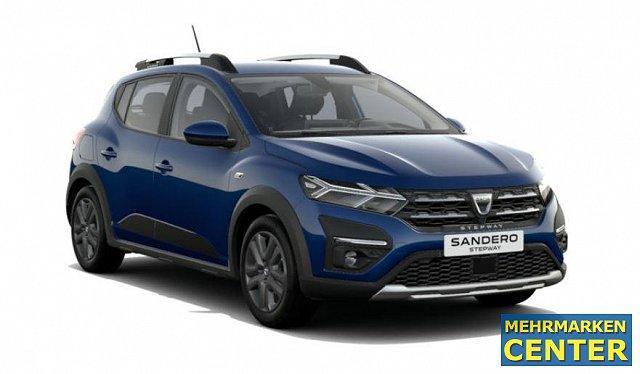 Dacia Sandero - III Stepway 90 X-Tronic NAVI*KAMERA*SHZ