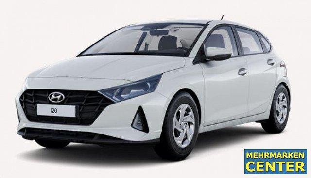 Hyundai i20 - 2021 Klima*Freisprech*ZV Funk
