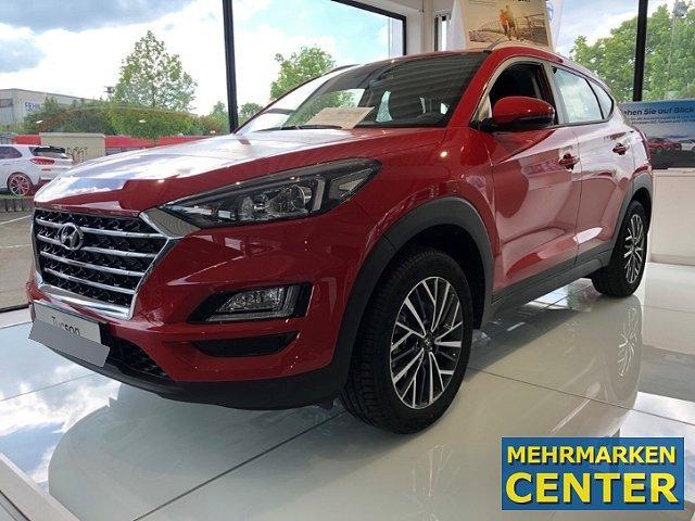 Hyundai Tucson - Advantage 2WD 1.6 T-GDI NAVI+KLIMAAUTO