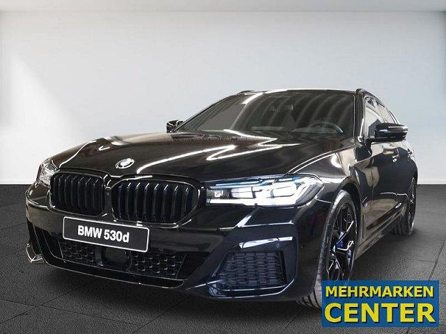 BMW 5er - 530d xDrive Touring AHK M-Sport Innovation Leder
