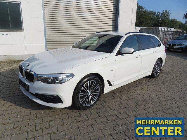 BMW 5er Touring - 520 d Sport Line*Navi*HiFi*LED*Tempomat*