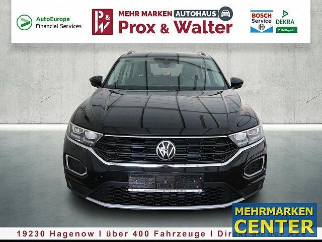 Volkswagen T-Roc - 1.5 TSI ACT OPF 7-DSG Style Plus LED+NAVI