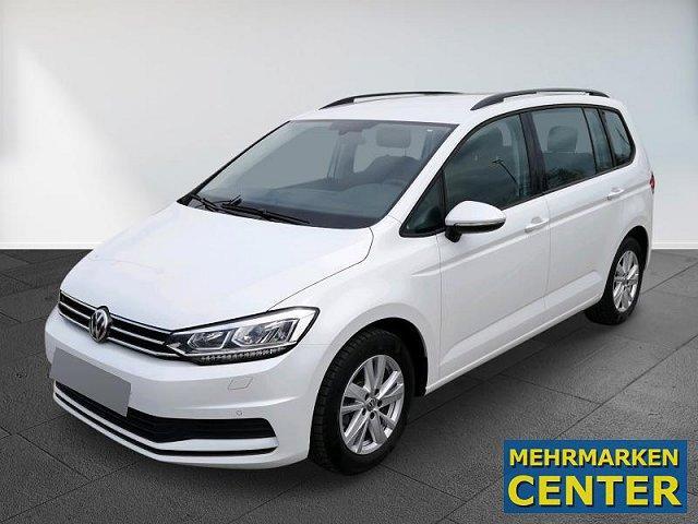 Volkswagen Touran - 1.5 TSI Comfortl. AHK LED 7 Sitzer NAVI Garantie bis 100TKM