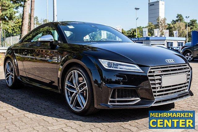 Audi TTS - Coupé*QUATTRO*S-TRO*/19/BO/VIRT/KAM/TOP-KM