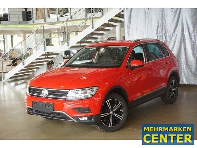 Volkswagen Tiguan - Highline 4Mot 2.0TDI*LED ACC Navi Kamera