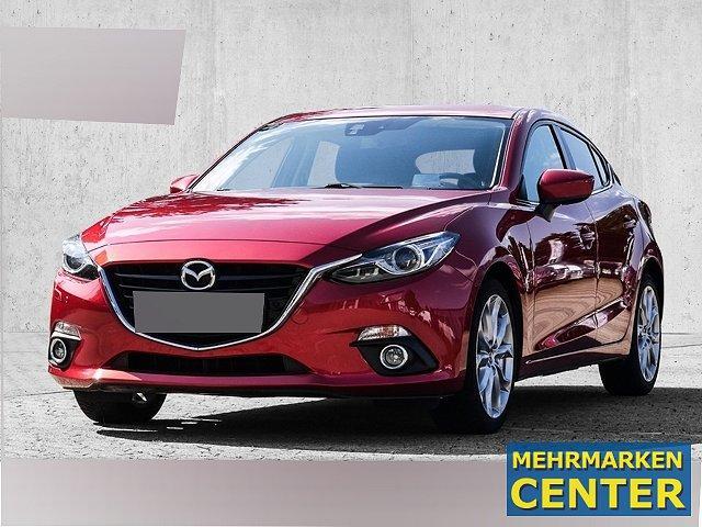 Mazda Mazda3 5-Türer - 3 Sports-Line 1.5 SKYACTIV-D 105 BM Navi Keyless e-Sitze HUD PDCv+h LED-hinten LED-Tagfahrlicht