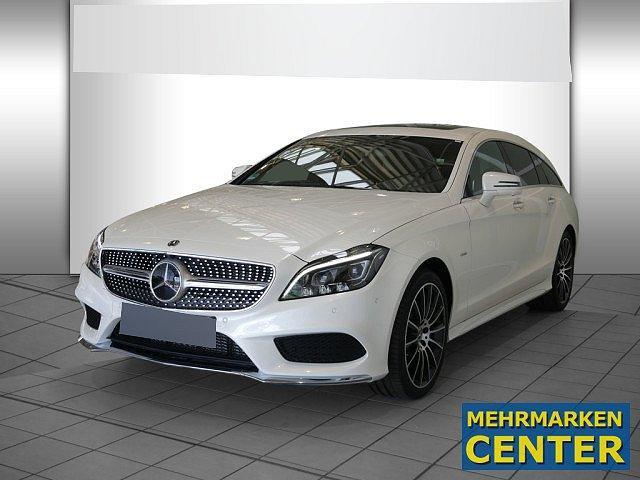 Mercedes-Benz CLS Shooting Brake - 350 SB d 4M AMG Line AHK Standhz Distr Multi