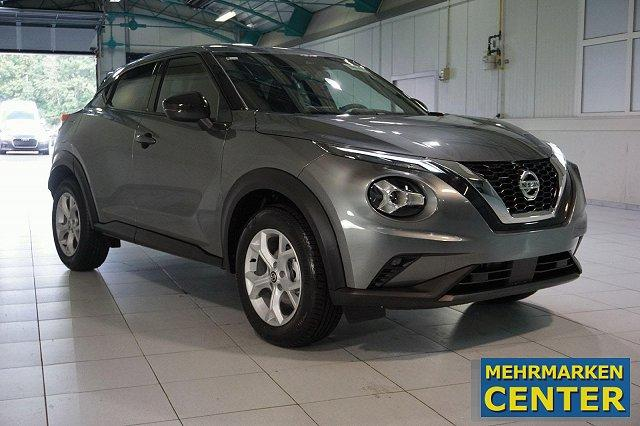 Nissan Juke - 1,0 DIG-T 5T DCT AUTO. N-CONNECTA