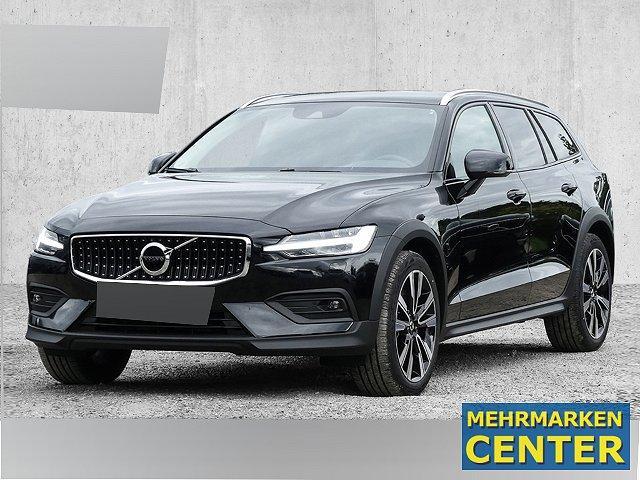 Volvo V60 Cross Country - Pro AWD B5 Benzin EU6d Leder LED Navi Keyless Dyn. Kurvenlicht e-Sitze