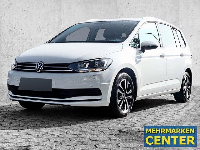 Volkswagen Touran - 2.0 TDI United AHK PANORAMA NAVI 5J GARAN