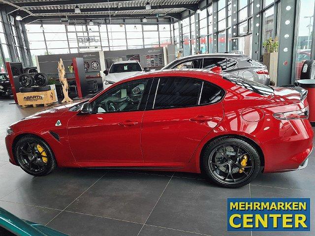 Alfa Romeo Giulia - Quadrifoglio MY21 XENON NAVI KAMERA LEDER