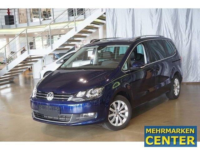 Volkswagen Sharan - HIGHLINE 2.0TDI* DSG Leder Dynaudio AHK