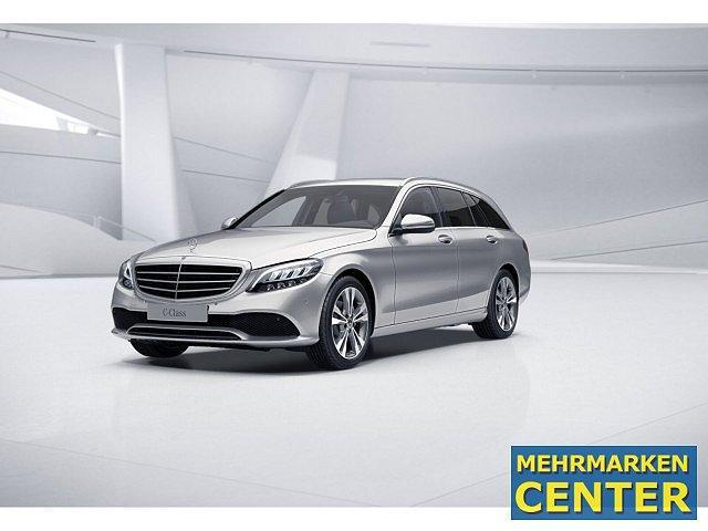 Mercedes-Benz C-Klasse - C 200 4M T Exclusive 18