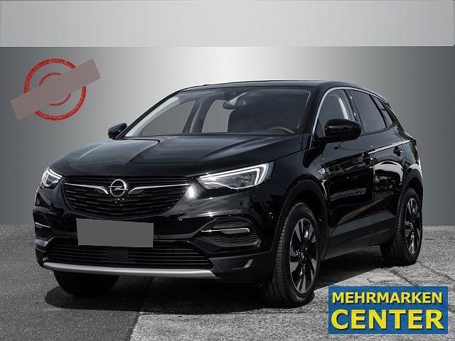Opel Grandland - X INNOVATION 1.2 AT KLIMAAUTO AHK NAVI
