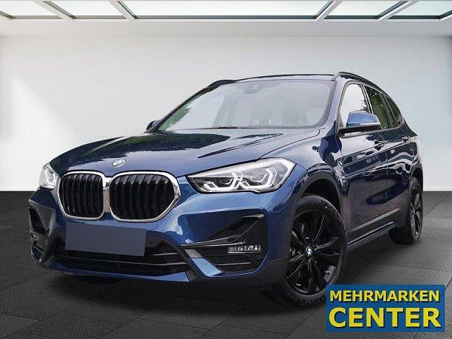 BMW X1 - xDrive18d Sport Line Navi Komfortzugang AHK Parkassistent