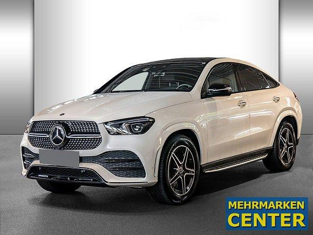 Mercedes-Benz GLE SUV - 350 d 4M Coupé AMG Line Airmatic Night Pano