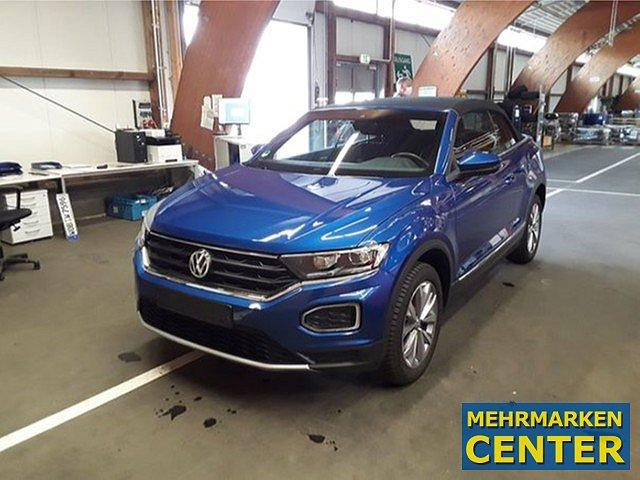 Volkswagen T-Roc Cabriolet - 1.5 TSI DSG Style LED ACC Standhzg