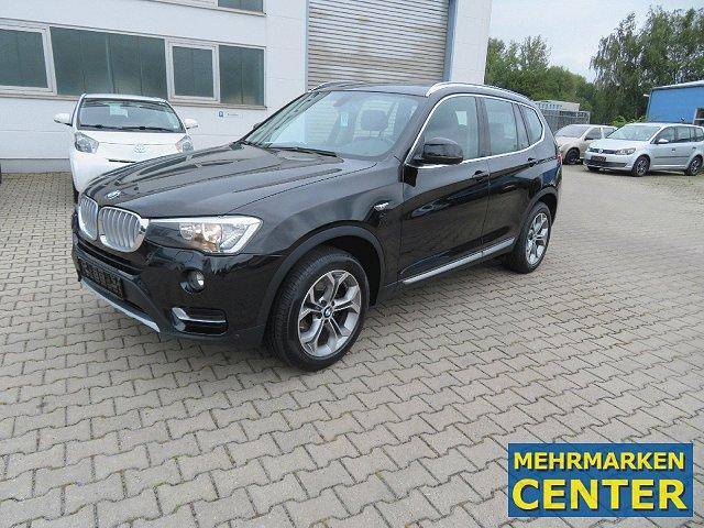 BMW X3 - xDrive20d xLine*Navi Prof*Pano*AHK*Leder*