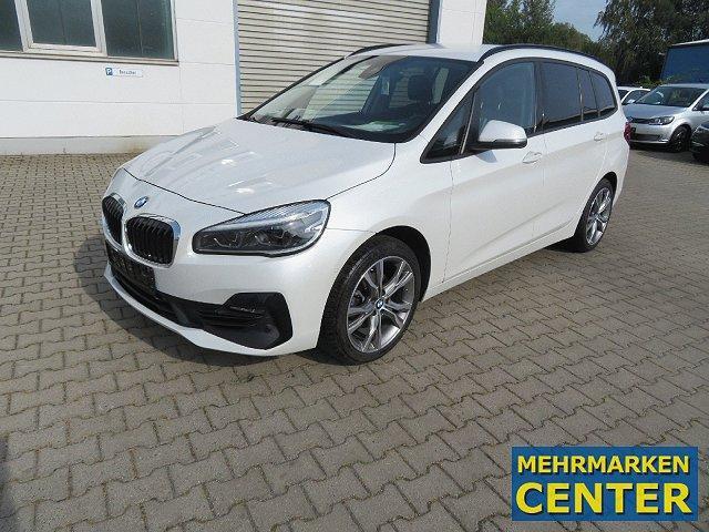 BMW 2er Gran Tourer - 216 i Sport Line*Navi*voll LED*HiFi*