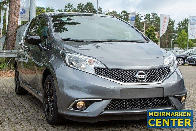 Nissan Note - BLACK EDITION 1.2*+NAVI+KLIMAAUTOMATIK+SHZ*