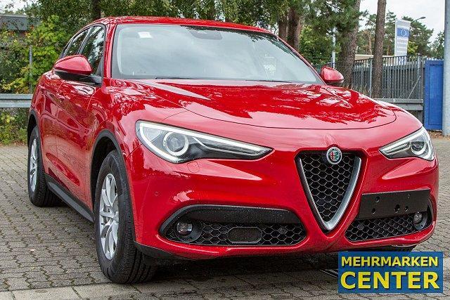 Alfa Romeo Stelvio - 2.2JTDM AUTOMATIK *+NAVI+XEN+SHZ+MEMORY*