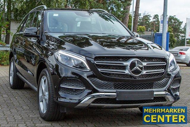 Mercedes-Benz GLE SUV - 350 d 9G-TRONIC 4MATIC *+AHK+COMAND+ILS+DIS*