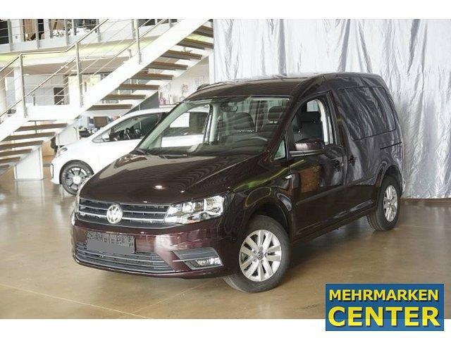 Volkswagen Caddy - 5-Sitzer 2.0TDI*Tempom. Navi PDC Alarmanl.