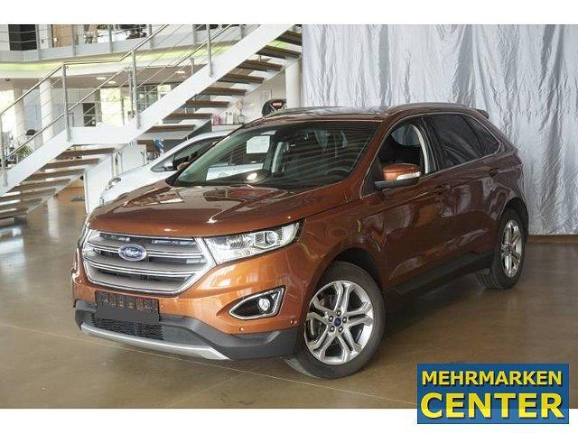 Ford Edge - Titanium 4x4 2.0TDCi Autom Navi Keyl AHK PDC