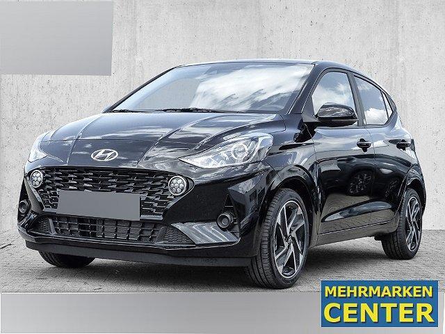 Hyundai i10 - Edition 30+ 1.0 EU6d Navi Rückfahrkam. Fernlichtass. LED-Tagfahrlicht Multif.Lenkrad