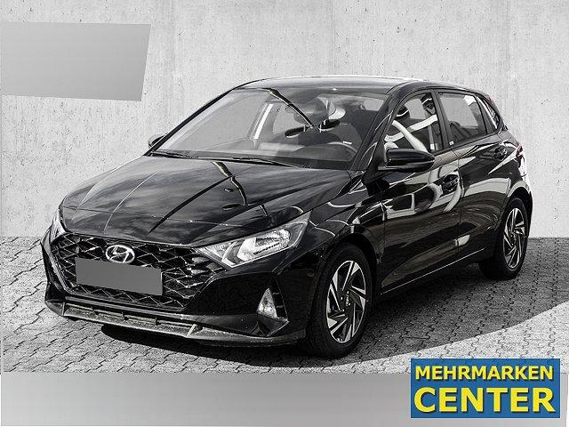 Hyundai i20 - Select 1.0 T-GDI EU6d Fernlichtass. Multif.Lenkrad RDC Alarm Klima SHZ Temp PDC