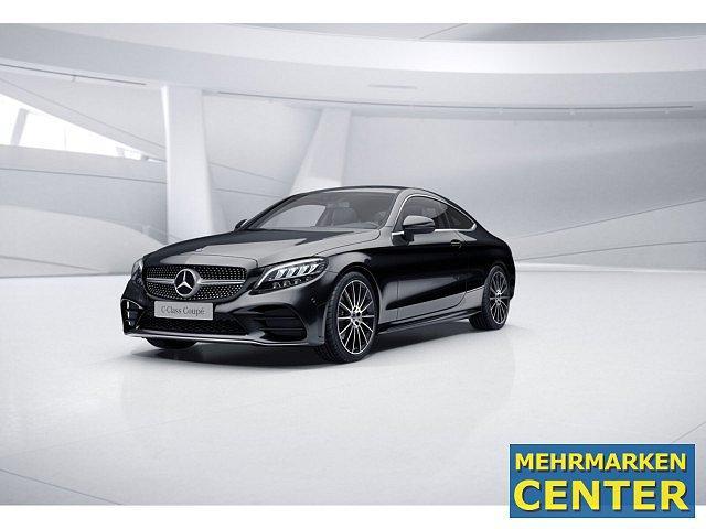 Mercedes-Benz C-Klasse - C 220 d Coupé AMG Sport 19
