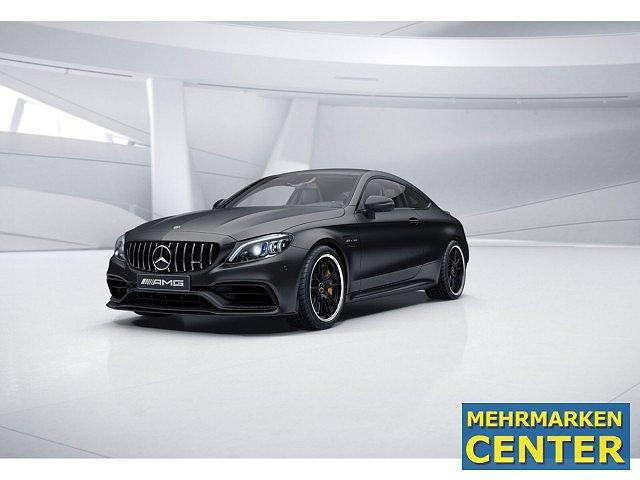 Mercedes-Benz C-Klasse AMG - C 63 S Coupé Magno Aero Performance Keramik