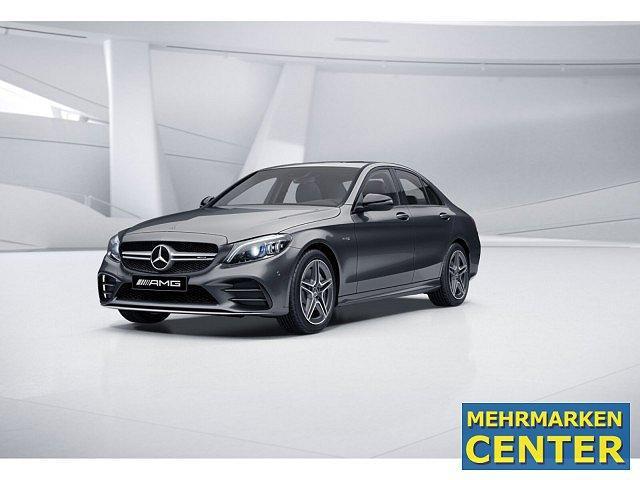 Mercedes-Benz C-Klasse AMG - C 43 4M LED Navi SHD Kamera Keyless Totw.-As