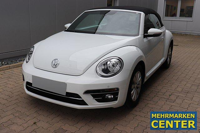 Volkswagen Beetle Cabriolet - 1.2 TSI DSG Design Navi,PDC,GRA
