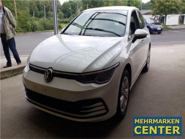 Volkswagen Golf - 8 VIII 1.5 TSI Life LED ACC Sitzhzg. App