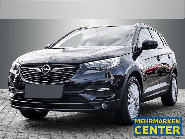 Opel Grandland - X Edition 1.2 Turbo +IntelliLink+PDC v/h+BT+Sitzhzg+ALU+