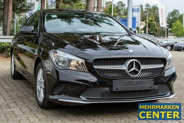 Mercedes-Benz CLA-Klasse - CLA 200 d *+NAVI+PARKLENK+KLIMA+TEILLEDER+SITZHZ+ALU*
