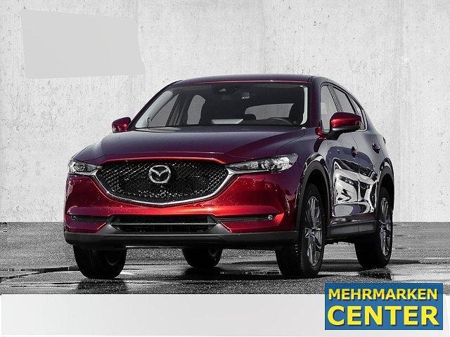 Mazda CX-5 - SKYACTIV-G 165 FWD 6GS AD'VANTAGE LED Navi HUD 360Kamera 19-Zoll