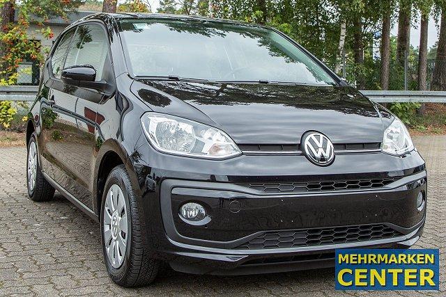 Volkswagen up! - up move 1.0 /LED-TFL/PDC/KLIMA/SITZHEIZUNG