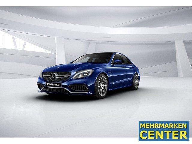 Mercedes-Benz C-Klasse AMG - C 63 Performance LED Pano Navi SHD Kamera SH