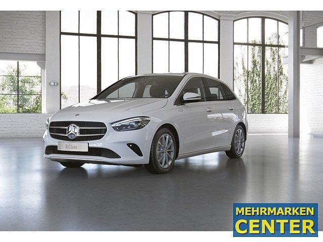 Mercedes-Benz B-Klasse - B 220 d 4M Progressive AHK Abstandstemp. LED Nav