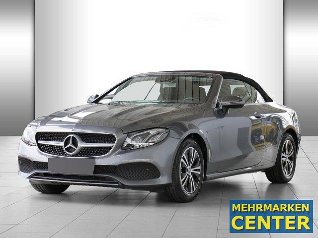 Mercedes-Benz E-Klasse - E 200 4M Cabrio LED Navi Kamera Totw.-Ass. DAB S