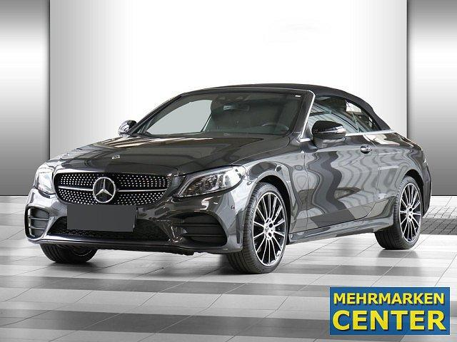 Mercedes-Benz C-Klasse - C 300 4M Cabrio AMG Sport Night Wide Burmester 1
