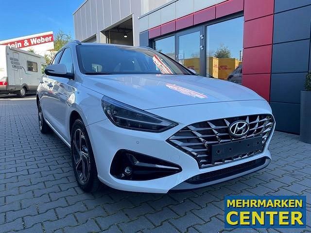 Hyundai i30 Kombi - 120 PS Automatik SW Led*Shzg*App-Connect uvm