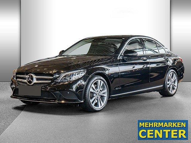 Mercedes-Benz C-Klasse - C 300 Avantgarde Distronic+ MultibLED Navi SHD K