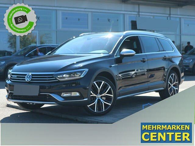 Volkswagen Passat Alltrack - 2.0 TDI DSG 4-MOTION NAVI+AHK+LE