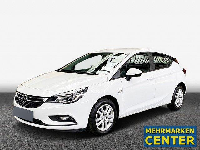 Opel Astra - 1.6 D (CDTI) Edition Navi WKR Winter-Paket