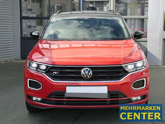 Volkswagen T-Roc - Sport 2x R-Line TSI DSG +19 ZOLL+DIGITAL C